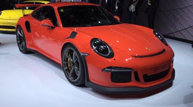 Porsche 911 3GT-RS