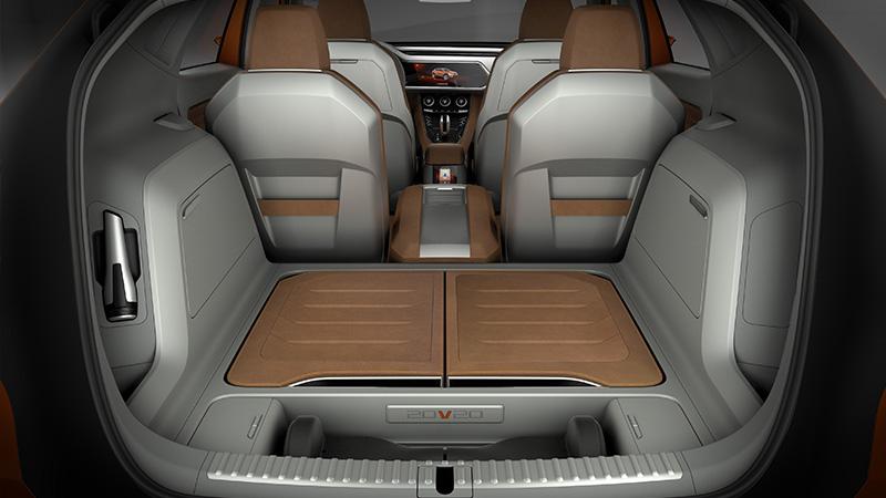 Seat 20V20 habitacle intérieur